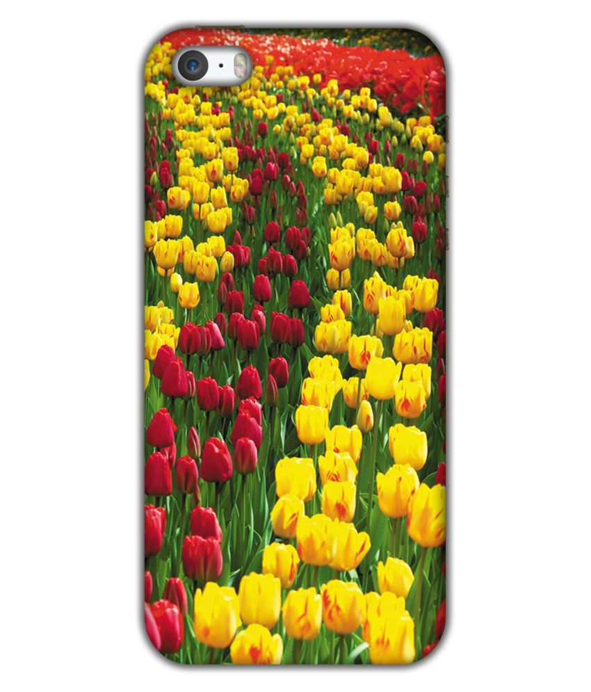 Apple iPhone 5S Printed Cover By Manharry