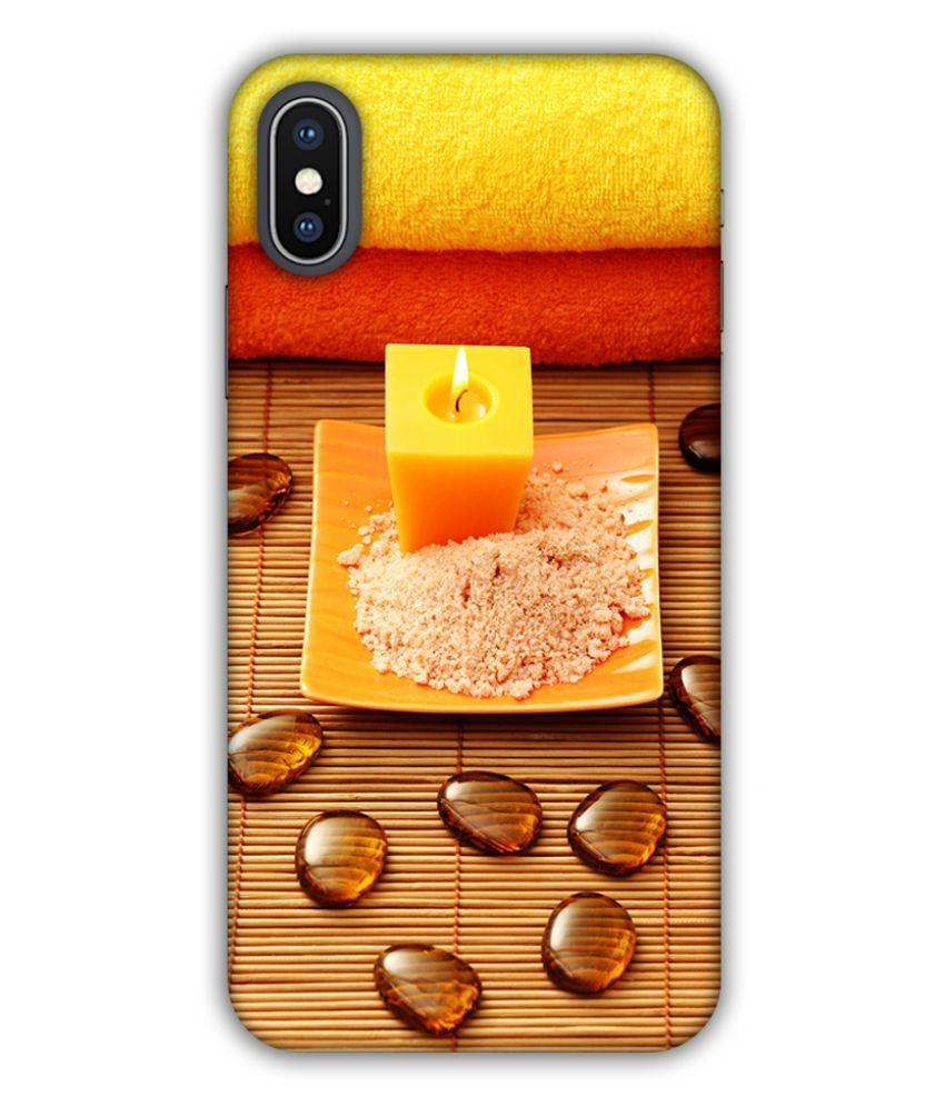 Apple iPhone XS Printed Cover By Manharry