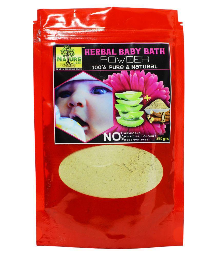THE NATURE ROOM Herbal/Ayurvedic Baby Soap 250 g ( 1 pcs )