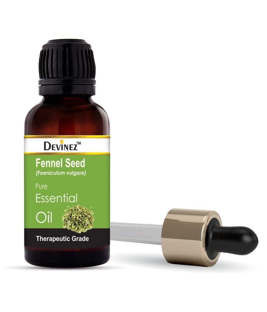 Devinez Fennel Seed Essential Oil 15 mL