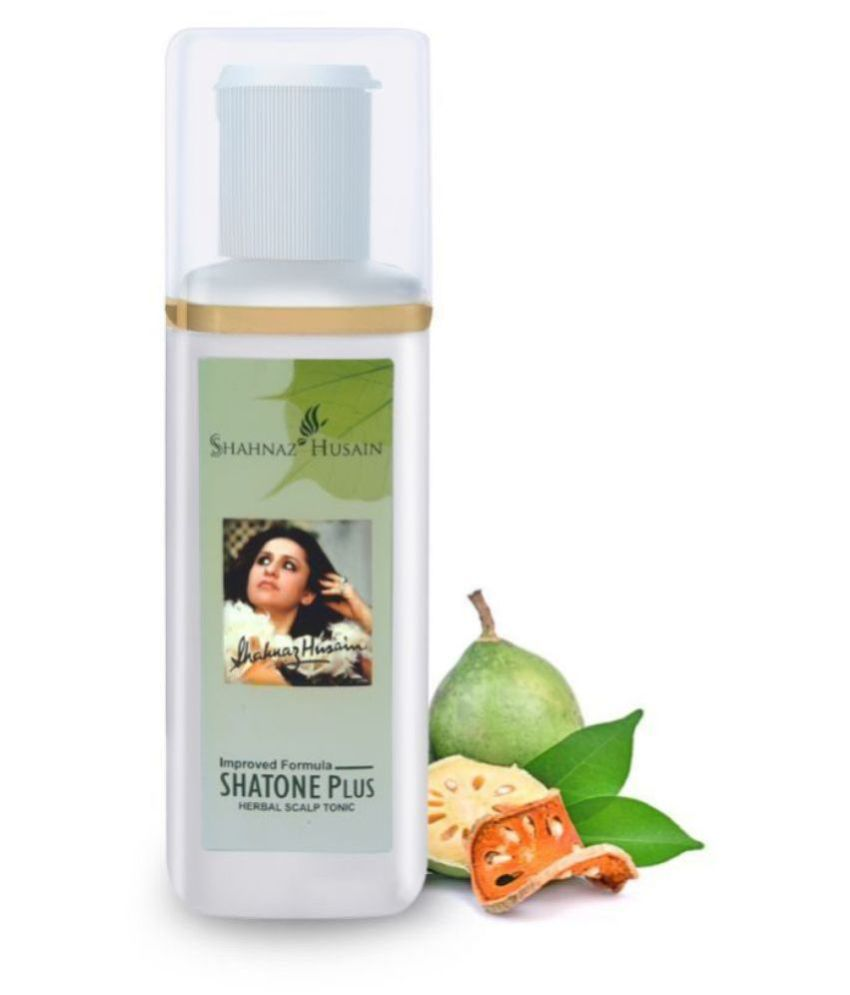Shahnaz Husain Shatone Plus Herbal Scalp Tonic 200 mL