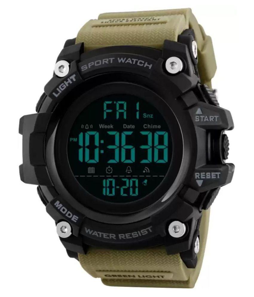 CASIO Youth Series Men Black Dial Digital Watch AE-1300WH-1AVDF – D106