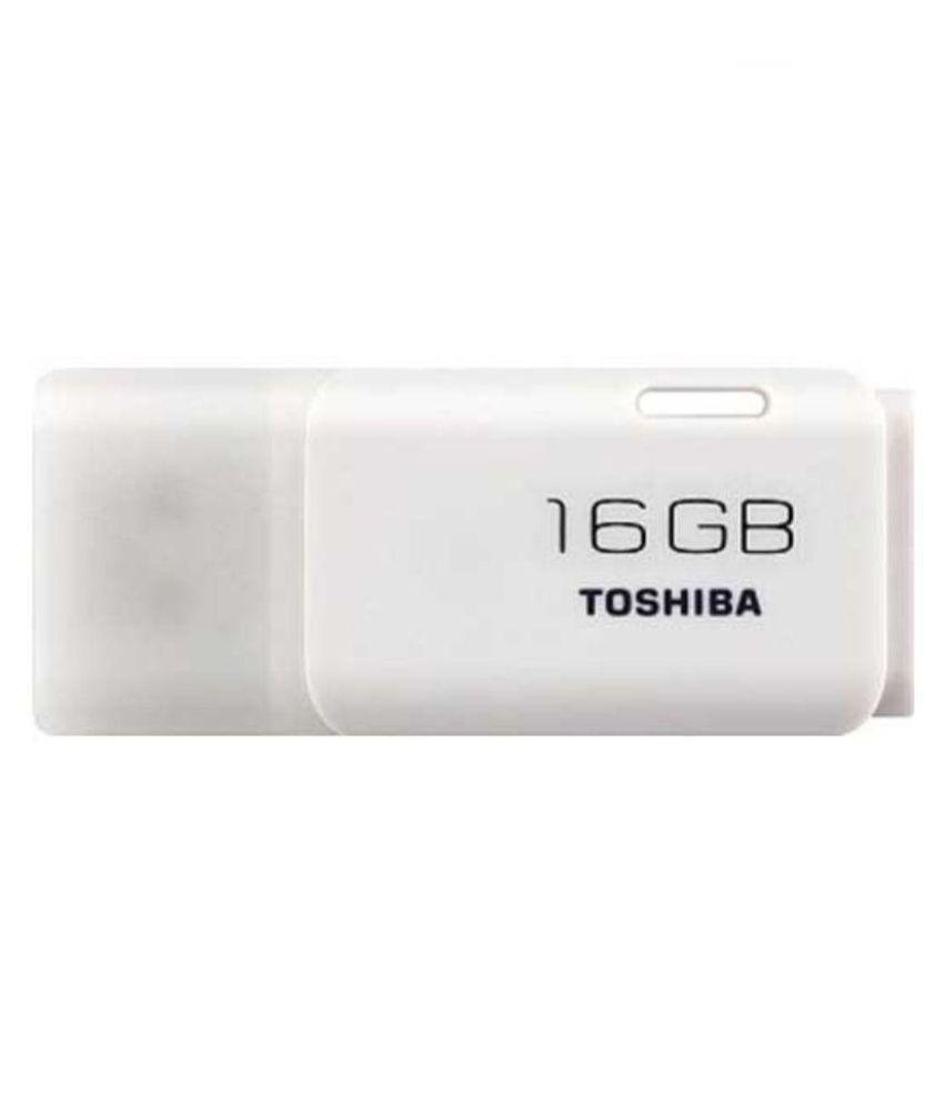 Toshiba Hayabusa 16  GB USB 2.0 Pen Drive