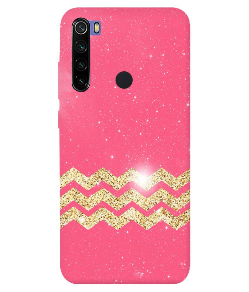 Xiaomi Redmi Note 8 Printed Cover By Ashvah