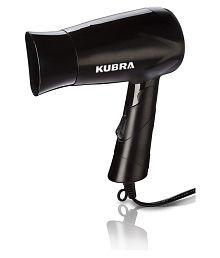 KUBRA KB-113 Professional Hair Dryer ( 650 Watt, Black )