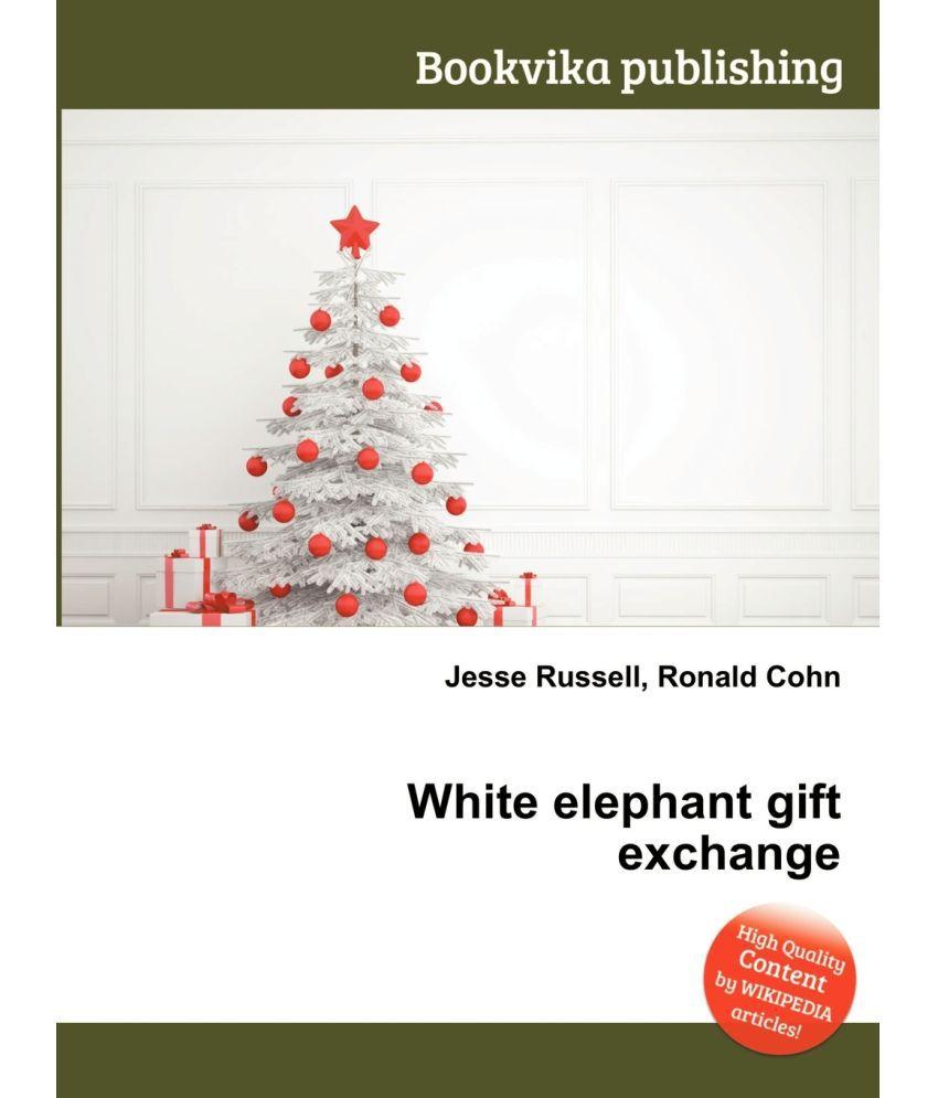 White Elephant Gift Exchange Buy White Elephant Gift Exchange ...