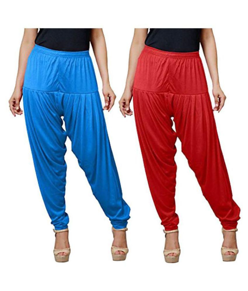 fashion biz Viscose Pack of 2 Patiala