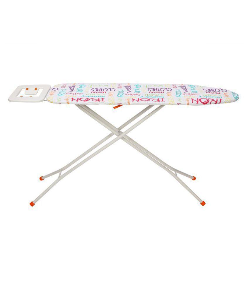 Ironing Board Stand 110 x 33 cm Bright Text - Eurostar