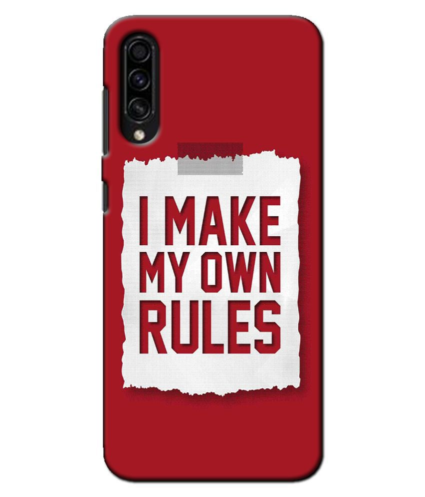 Samsung Galaxy A50 Printed Cover By Case king 3D Printed Cover