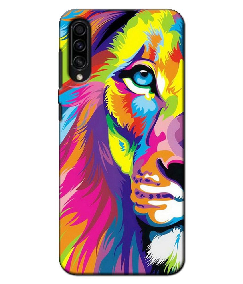 Samsung Galaxy A70s Printed Cover By Case king 3D Printed Cover