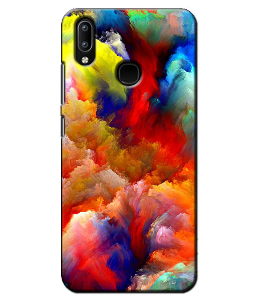 Vivo Y93 Printed Cover By Case king 3D Printed Cover