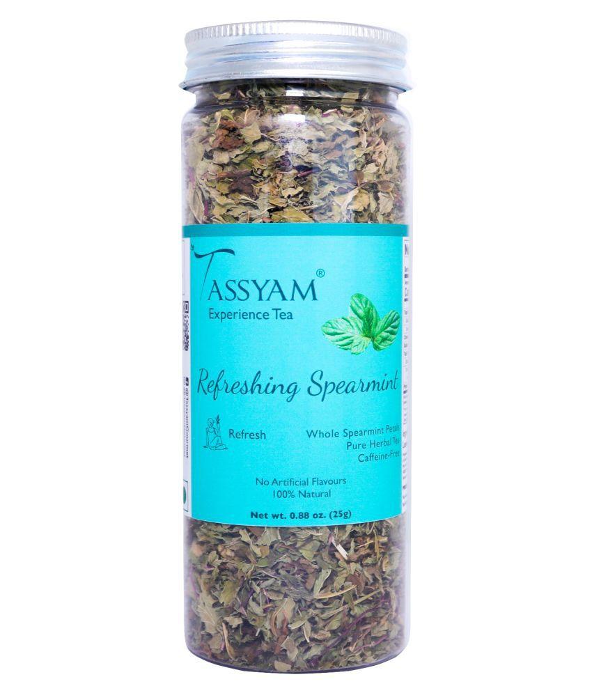 Tassyam Mint Tea Loose Leaf 25 gm
