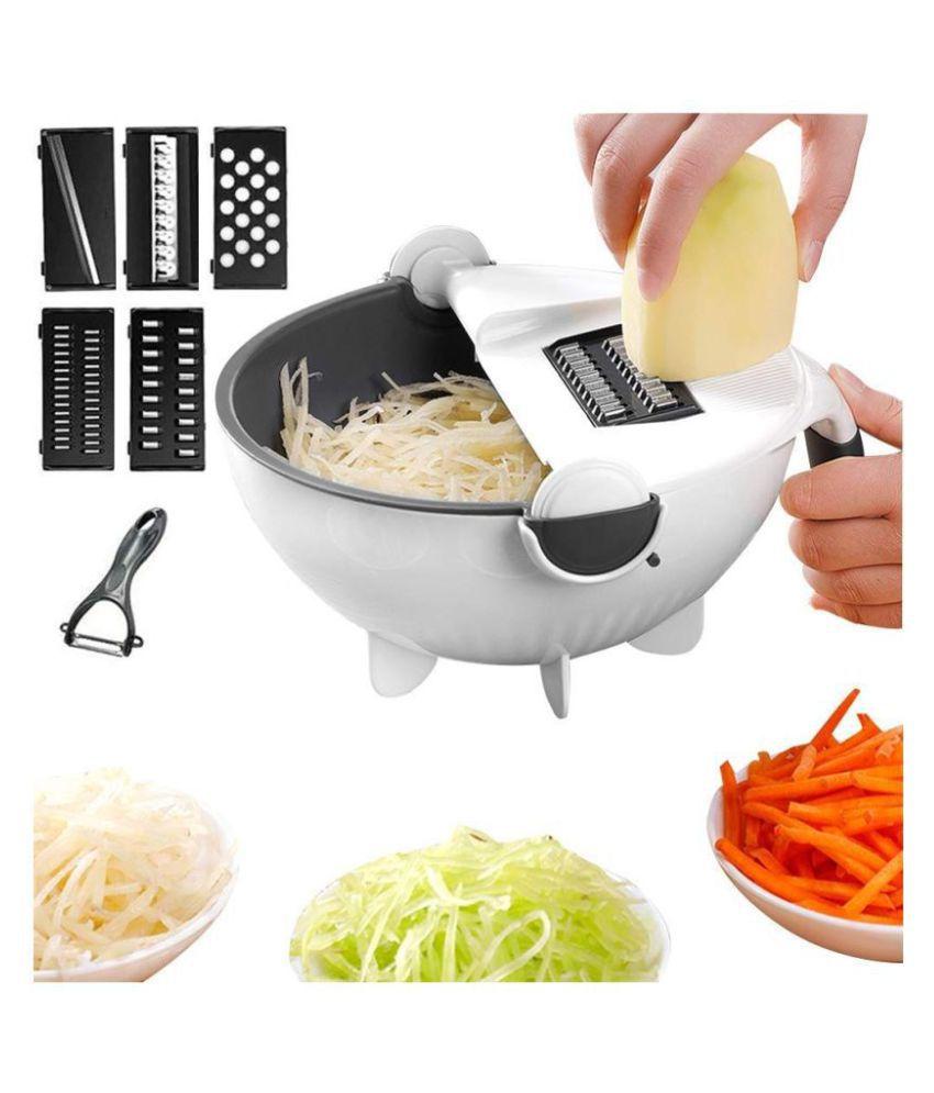 Lemon Potato Slicing Cutter Veggie Salad Fruit and Vegetable Slicer LIN