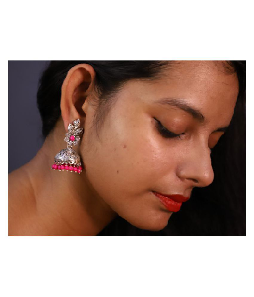 Econkart Jhumki Earrings for Women & Girls