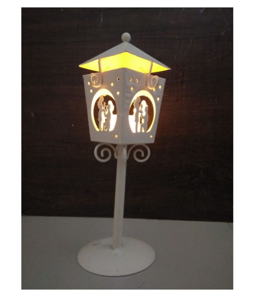Dharmesh Collection Night Lamp Yellow - Pack of 1