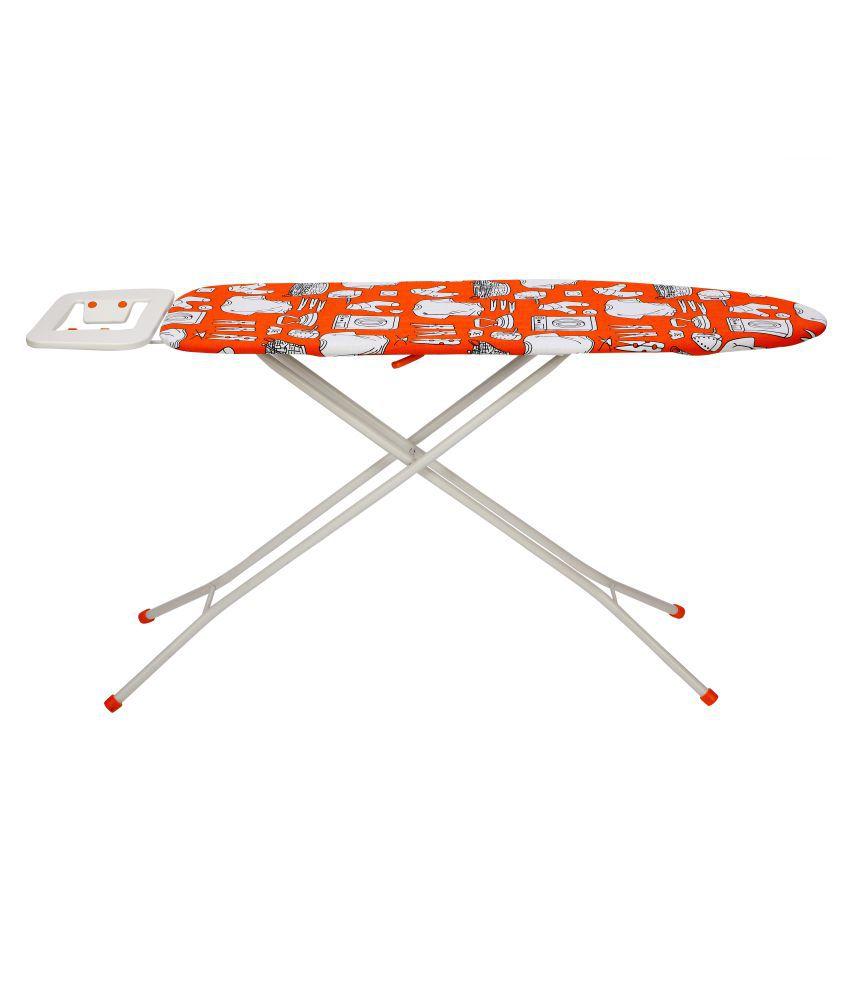 Ironing Board Stand 110 x 33 cm Orange Sew- Eurostar