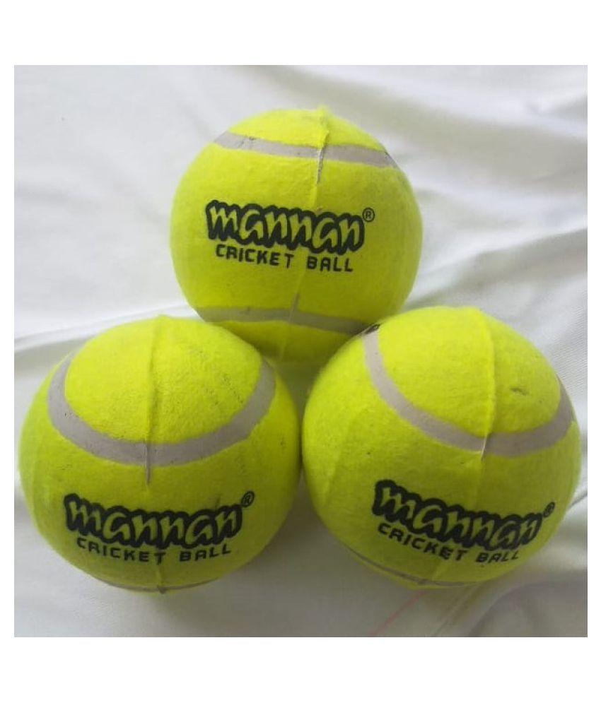 mannan Rubber Green Throwball One Size
