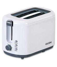 Glen 3019 750 Watts Pop Up Toaster