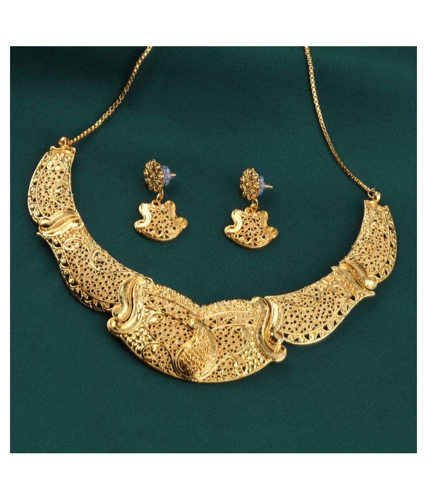 Silver Shine Alloy Golden Contemporary Contemporary/Fashion