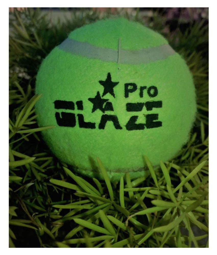 GLAZE Glaze Championship Tennis Ball GREEN 9