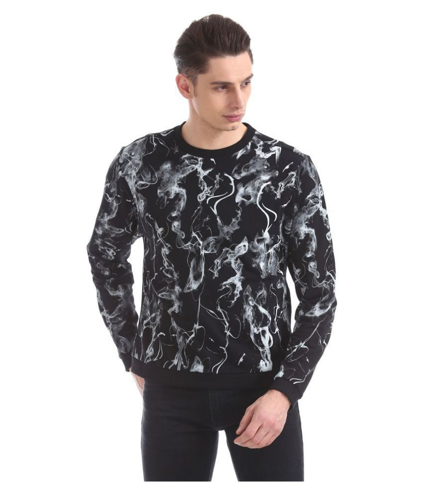 Ed Hardy Black Sweatshirt