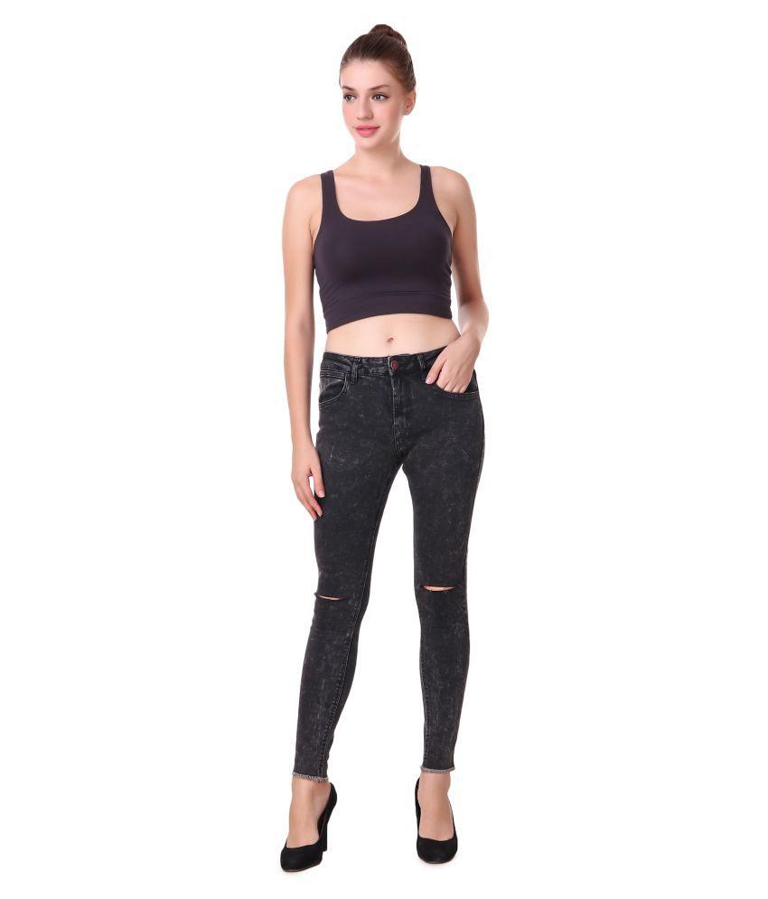 Cali Republic Denim Jeans - Black