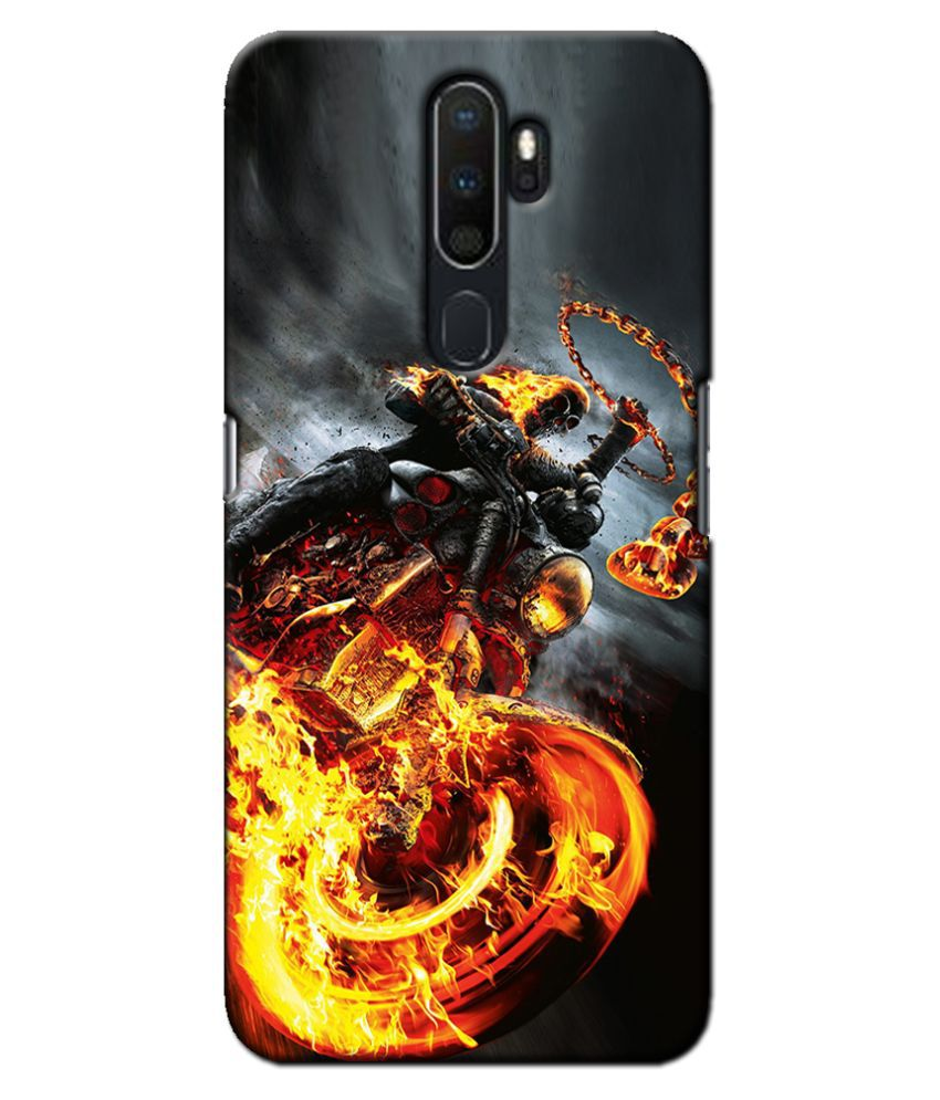 Oppo A9 2020 Printed Cover By Case king 3D Printed Cover