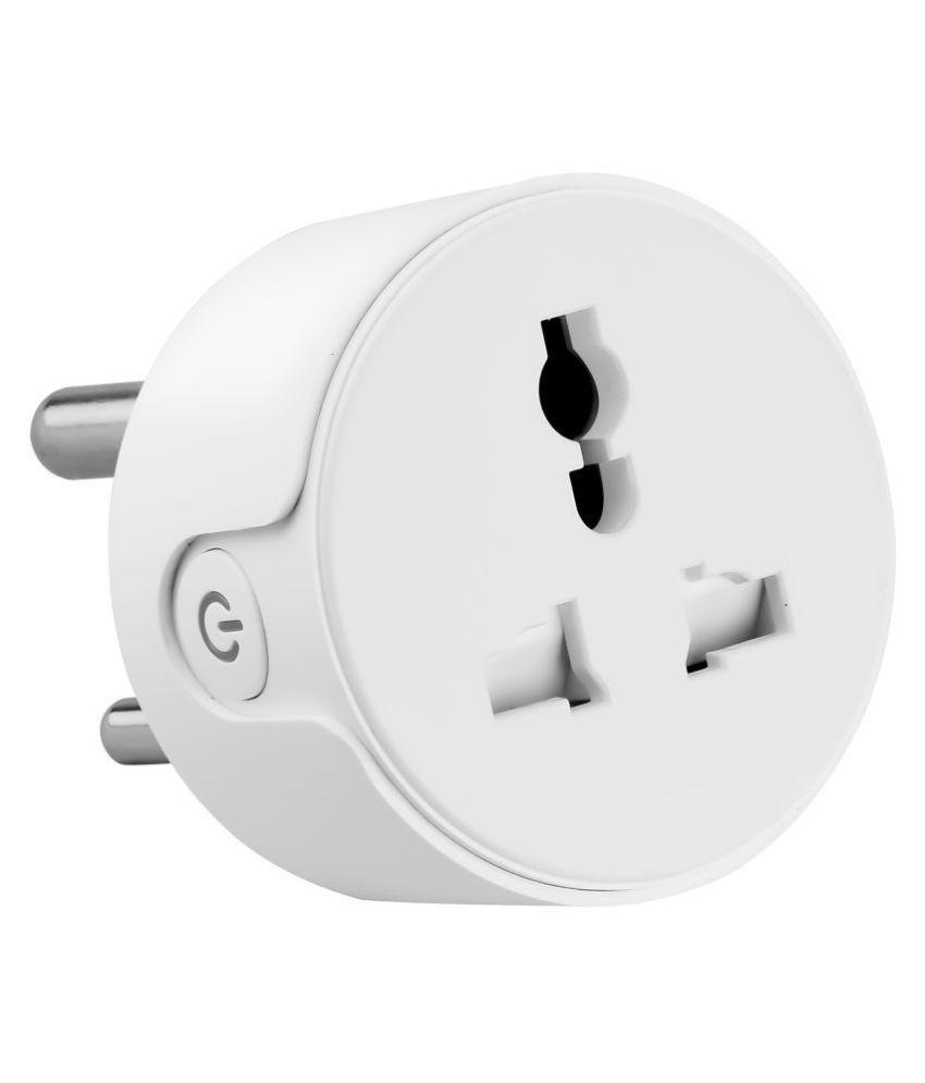 Ambrane ASP-10 Smart Plug & LED