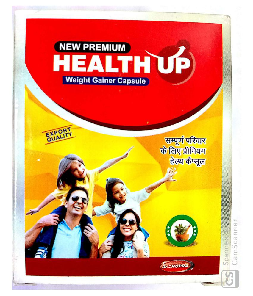 Dr Chopra Health Up 60 no.s Unflavoured Pack of 2