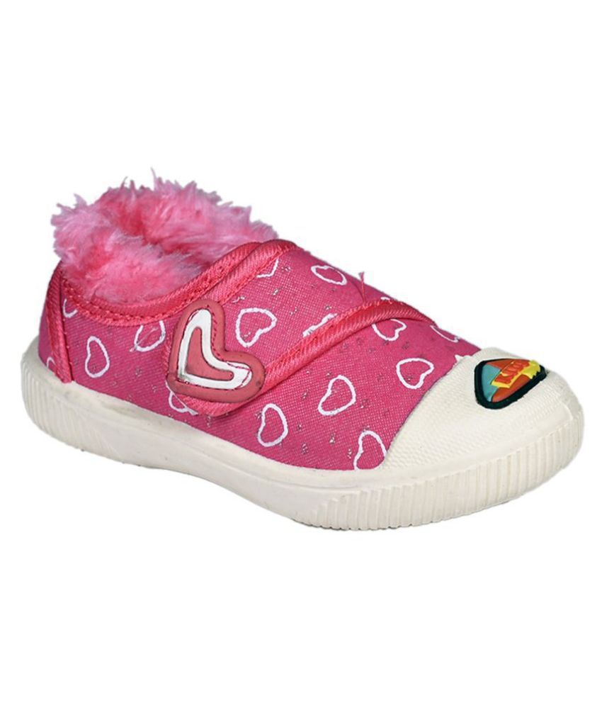 Pink Shoe for Baby Girls