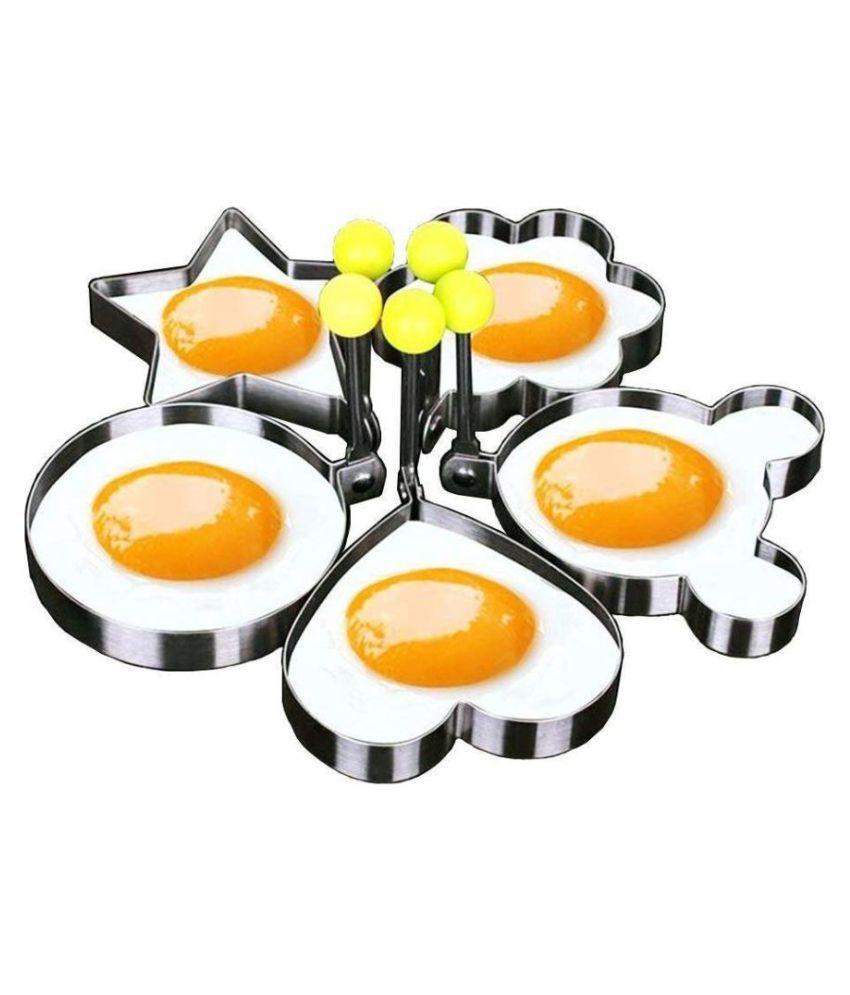 4Pcs Egg Mould