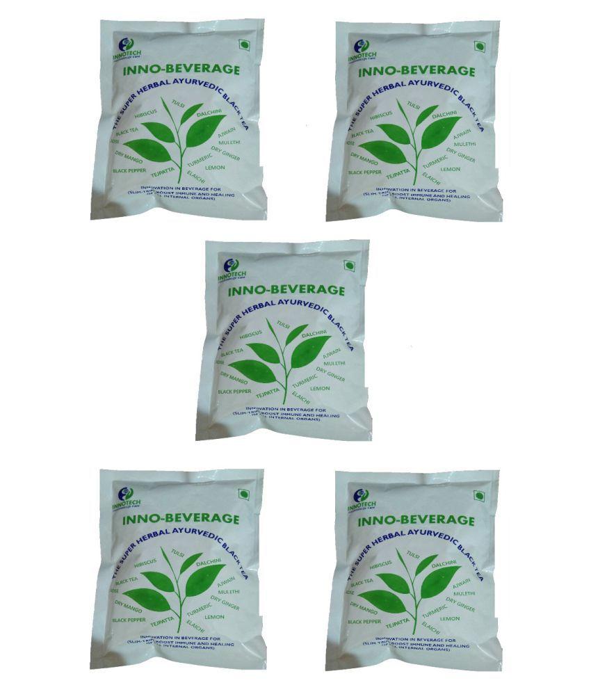 inno-beverage Assam Black Tea Bags 125 gm Pack of 5
