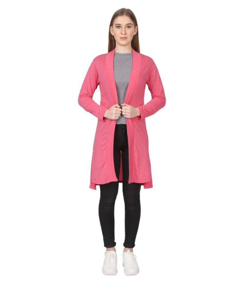 Affair Cotton Shrugs - Pink