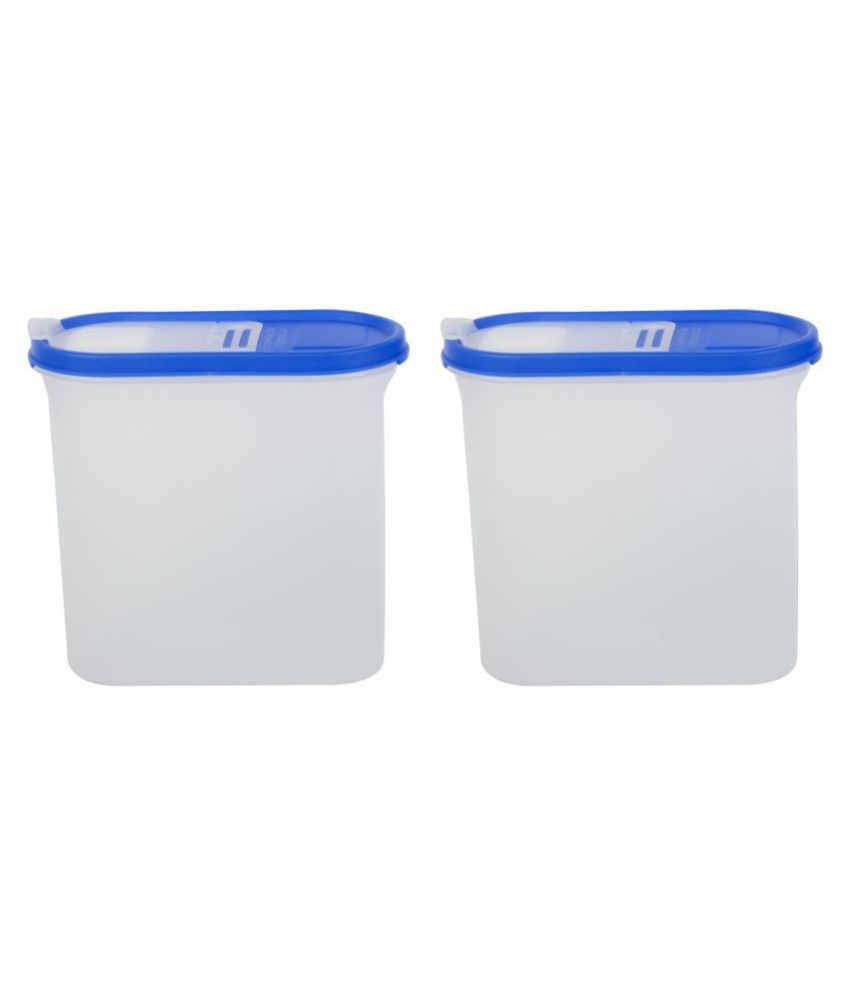 Cutting Edge Polyproplene Food Container Set of 2 3600 mL