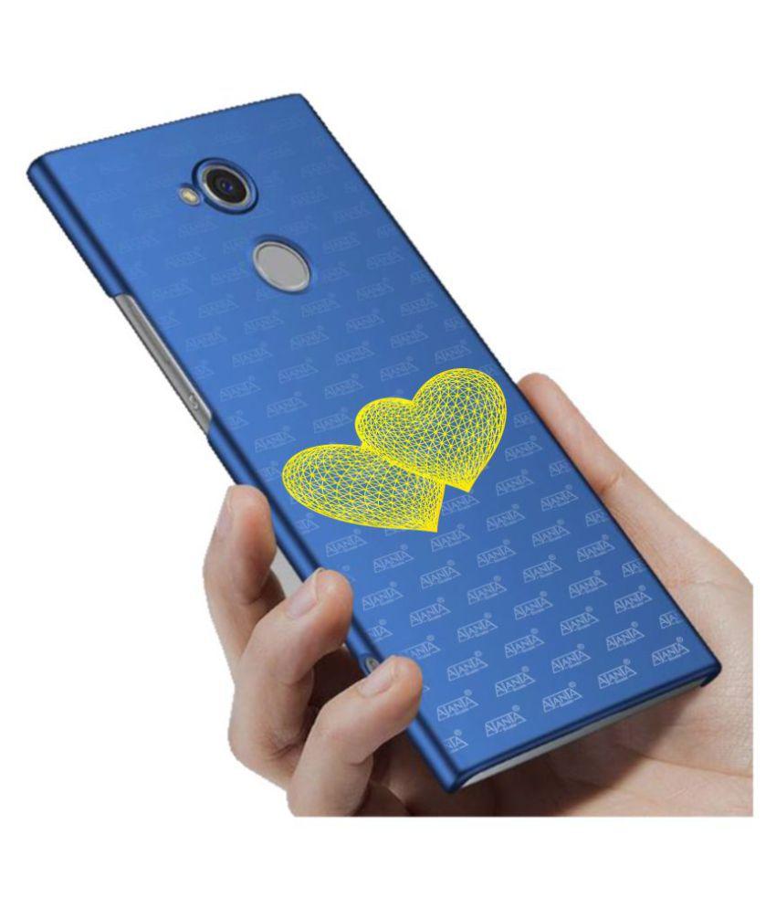 super ajanta  LOVE Heart 4035 24K Gold Mobile Sticker Romance & Love 3D Sticker