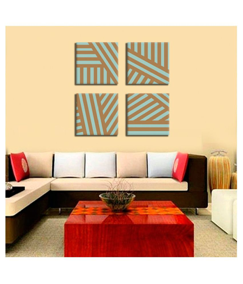 Bgyle Canvas Painting With Frame