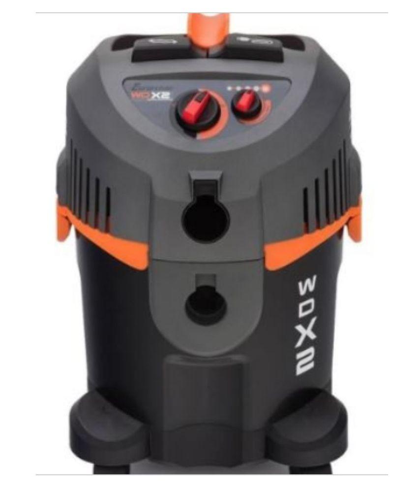 Black & Decker VM1680-b5 Dry Vacuum Cleaner Red, Black
