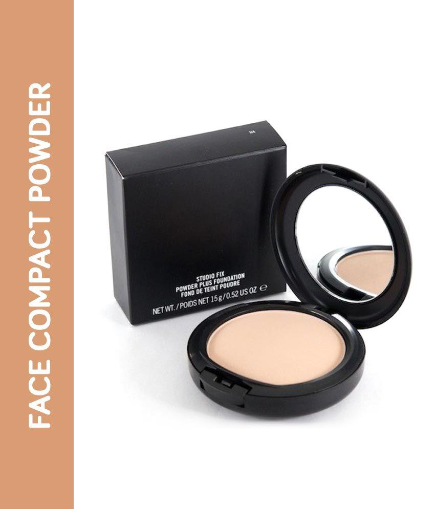 AuraSkin mac studio fix compact Pressed Powder NC30 15 gm