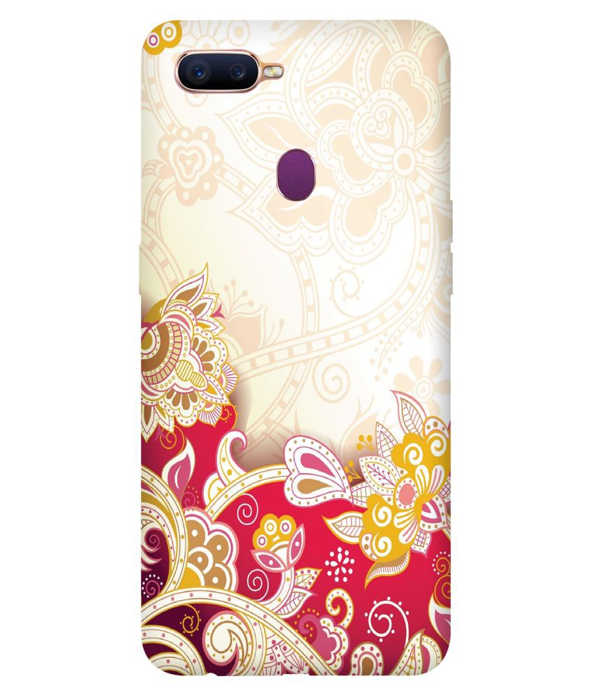 Oppo F9 Pro Printed Cover By Ashvah