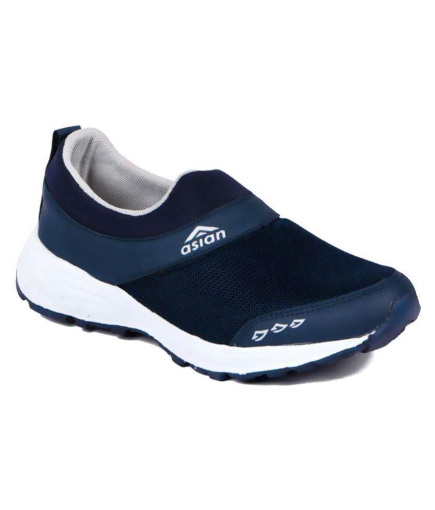 ASIAN Future-04 Blue Running Shoes