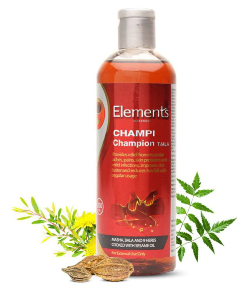 Elements Champi Champion Tailam Oil 200 ml Pack Of 1