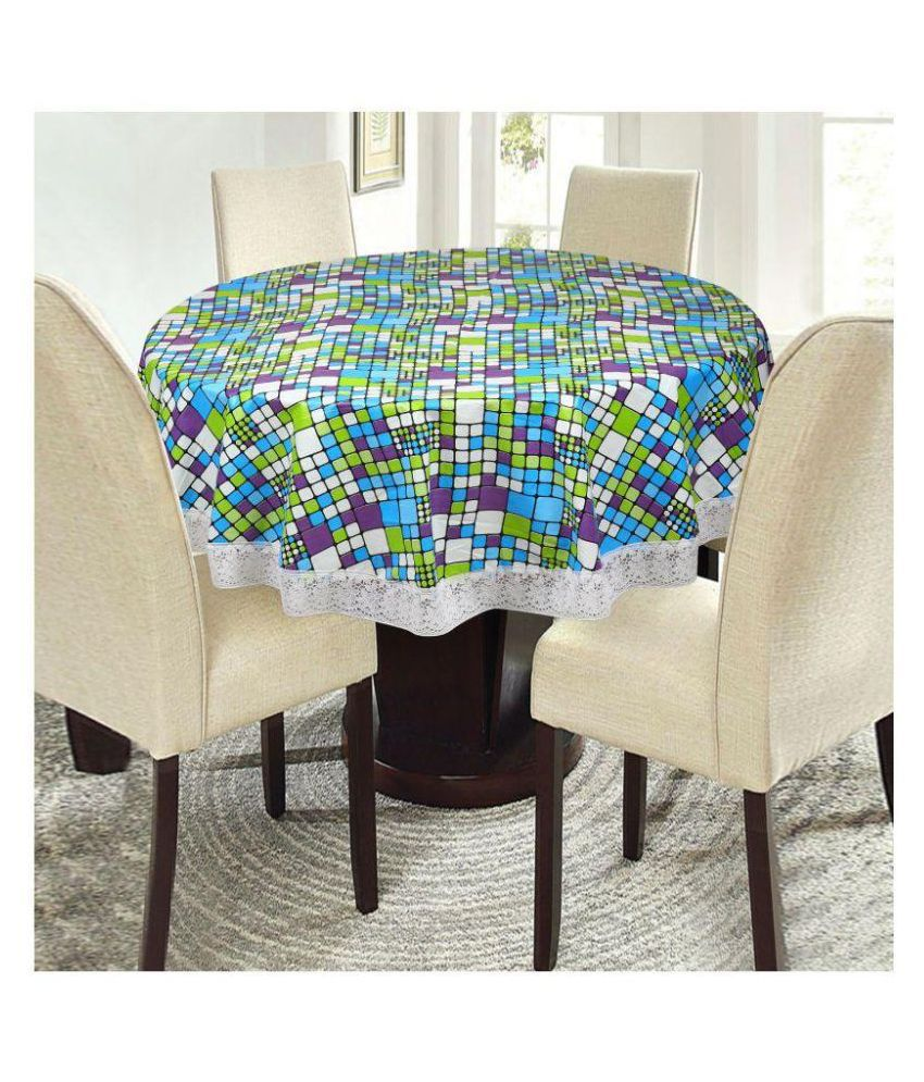 E-Retailer 4 Seater PVC Single Table Covers