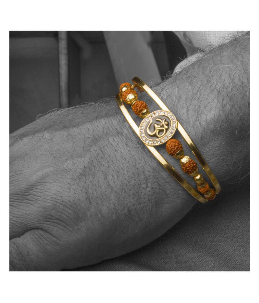 Piah Gold Brass & Copper etc Bracelets