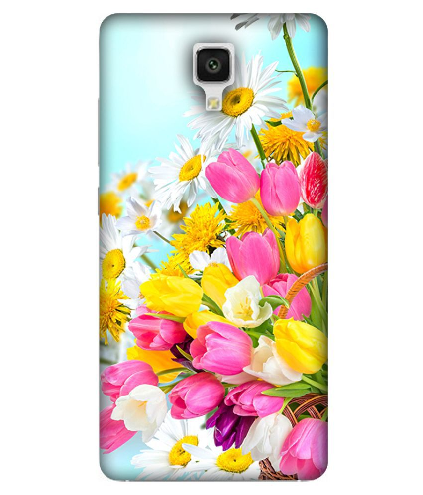Xiaomi Mi4 Printed Cover By Manharry
