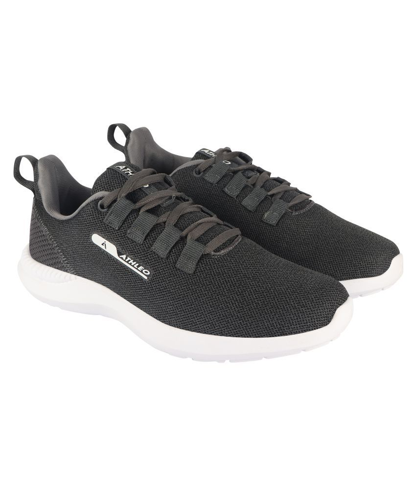 Action ATHLEO Gray Running Shoes