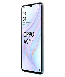 Oppo A9 2020 ( 128GB , 4 GB ) White Blue