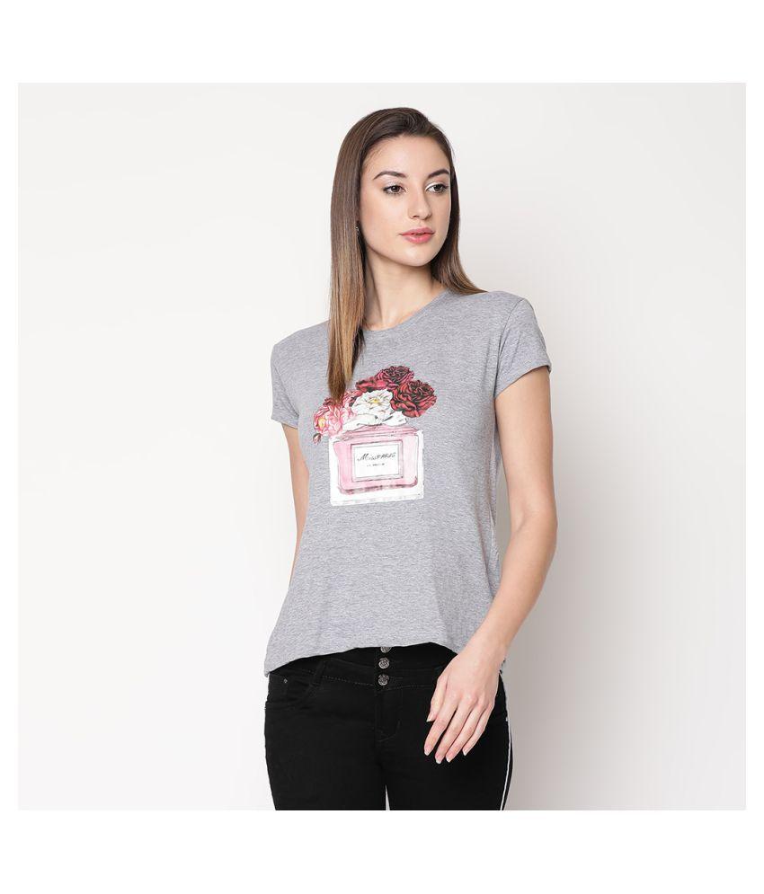 V2 Grey Cotton Shirt