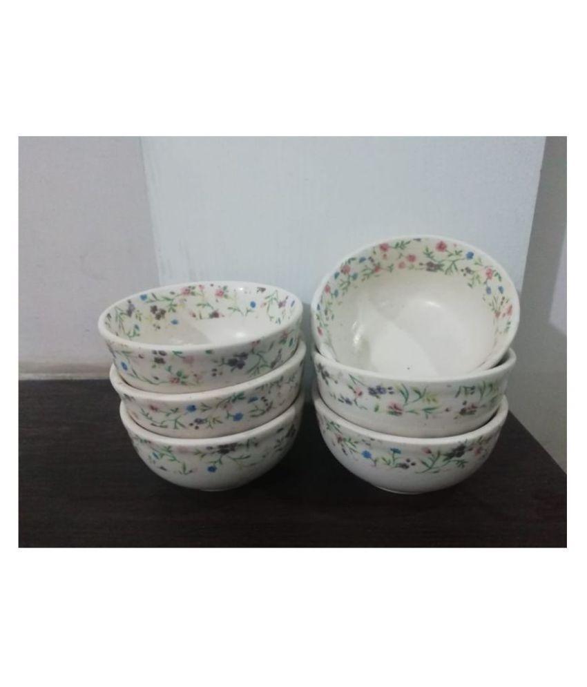 Generic Ceramic Dinner Set of 6 Pieces
