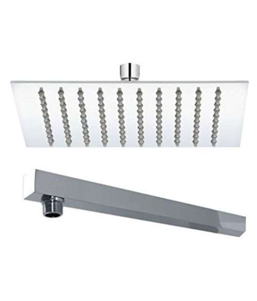 SKS *8X15* Stainless Steel Overhead Shower