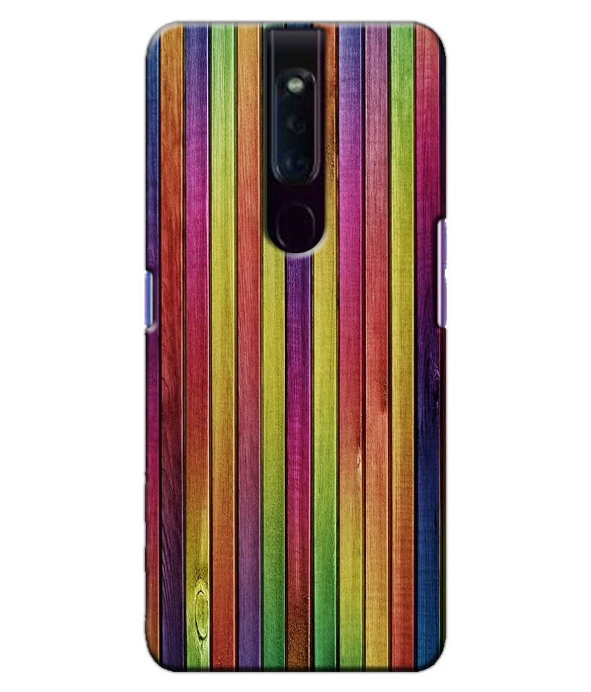 OPPO F11 Pro Printed Cover By Case king 3D Printed Cover